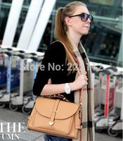 Arrow Designers Brand Women Leather Shoulder Handbag New 2014 Vintage Messenger Bags