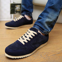 2014 Spring men's sneakers British style curved casual shoes men's fashion breathable shoes flats size39-44,Free shipping,XMB057