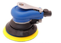 "5"" Air Sander With vacuum Air random orbital sander Air orbital sander Burnish machine Pneumatic tools"