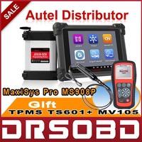 100% Original AUTEL MaxiSys Pro MS908P Car Diagnostic / ECU Programming Tool J-2534 reprogramming box  with WiFi free update