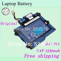 BAT-711 BT00203005 Original Battery for ACER Iconia Tab A100 A101 7.4v 1530mah