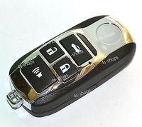 Remodel Case Flip Folding Remote Chrome Key Shell Fob For Toyota 4 Buttons Camry Avalon Corolla Matrix RAV4 Venza Yaris