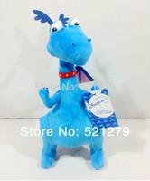 Free shipping 1pcs 30cm=11.8inch Doc Mcstuffins Plush Toy Stuffed Animal Toy,animals Dragon plush doll
