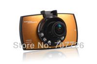 2014 Newest 2.7 1080P Full HD Car Camera DVR NTK + G-sensor+ H.264 MOV + HDMI + 6pcs IR Night Vision S550 Car DVRs