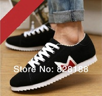 Fashion men board shoes Breathable casual men's shoes Popular men sneakers Free shipping