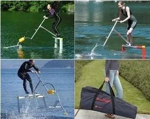 De aves de agua, de calidad superior de agua scooter de bicicletas de agua surf wakeboard, de nuevo y popular deportes acuáticos campaña de envío gratis