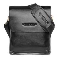 New arrive men's leather shoulder bag high quality messenger bag men shoulder bag man leather bags