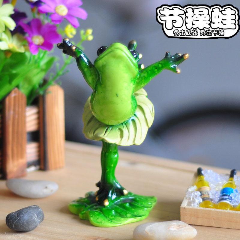 Decoraciones Yoga ~ Promoci?n de decoraciones rana habitaci?n  Compra decoraciones rana