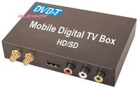 The newest DVB-T CAR DIGITAL TV RECEIVER (HD/SD) ,dvb-t receiver HDMI Car TV tuner Support MPEG-1 / -2 / -4, H.264 decoder