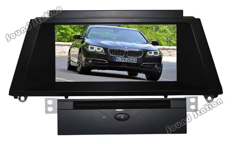 Car DVD GPS Head Unit X5 E70 X6 E71 E72 Auto Stereo Autoradio Central Multimidia Multimedia For BMW X5 E70 X6 E71 E72(China (Mainland))