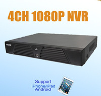 Full 4 Channel 1080PStandalone H.264 NVR Recorder ONVIF BN-NVR1004