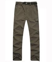 Hiking Pants Men Outdoor Sport Travel Trekking Camping Pant Climbing Quick Dry Waterproof pants YP0603-002