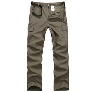 Quick Dry Hiking Pants Men Outdoor Sport Travel Trekking Camping Pant Climbing Quick Dry Waterproof pants YP0603-003