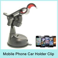 Adjustable Bird Car Wind Shield Holder Clip Mount for Mobile Phone Smartphone (5Colors) MP4 GPS PDA MID Ebook Big Discount!