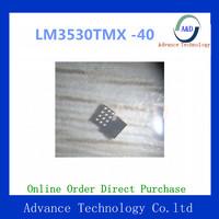 Free shipping LM3530TMX-40 IC LED DRVR PRGRAM I2C 10LED SMD 12-DSBGA Free shipping