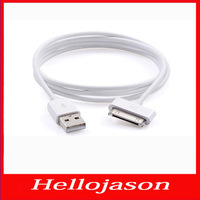 2083 Free shipping for retail by China post  Cable, USB charging line for cell phone