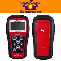 New KENNWEI KW808 Car Diagnostic Scanner Code Reader CAN OBD2 OBDII EOBD PK Maxiscan MS509