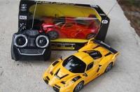 Fashion Kids Remote Control Cars Electric Radio Control High Speed Toy Cars for Boys Children Buggy Funy Toys GWWJ41