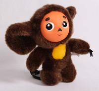 Free Shipping 2014 the most popular children's plush toys  Cheburashka  Russia's mascot  Russian doll