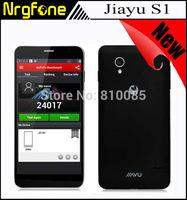 "Original Jiayu S1 Quad Core NFC 5 ""3G Smart phone Qualcomm Snapdragon 600 1.7GHz 1080p 13MP 2GB 32GB GPS Bluetooth WiFi Russian"