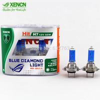 XENCN H7 12V 55W 5300K PX26d New Blue Diamond Light Car Headlight Halogen Bulbs Xenon Ultimate White Mercedes High Low Beams