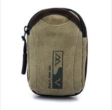 wholesale canvas waist bag