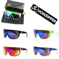 Fashion von zipper sunglasses men women brand designer vz sun glasses sports eyewear goggle lenses oculos de sol sunglasses
