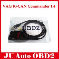 Wholesale VAG K+CAN Commander 1.4 OBD2 VAG COM Diagnostic Cable Free Shipping