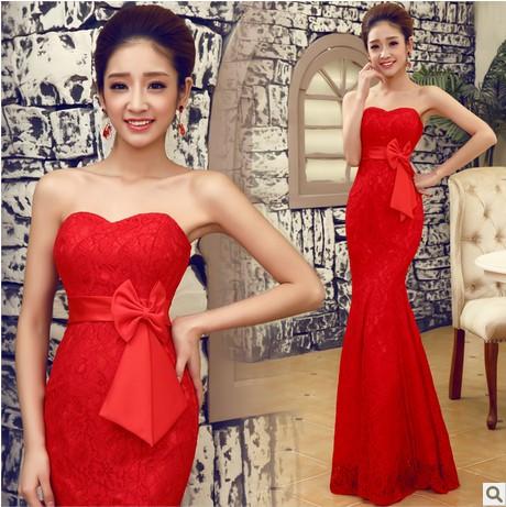 Vestidos longos para casamento vermelhos de Ísis Valverde