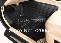 High Quality  Car Floor mats For VW JETTA PASSAT B6 CC POLO 5pcs/set Allrounded Environmental XPE customizable  AUTO Accessory