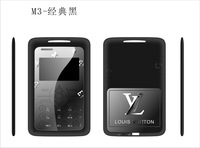 2014 Metal phone Carphone  mini ultra-thin card machine pardew commercial card mobile phone English