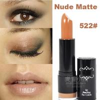 Free Ship Brand Moisture Lipstick Nude Beige Color Matte Color Lip Stick Elegant Lip Makeup