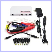 Multi-Function 15000mAh Car Battery Charger Jump Starter Mobile Phone Emergency Power Bank