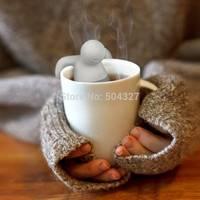 Free Shipping 5Pieces Mr.Tea Infuser / Mr.Tea Mr Tea Strainers