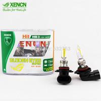 New HB3 9005 12V 60W 2300K Brand Quality All Season Gloden Yellow Light Low High Beam Car headlight Strong Penetration 2PCS