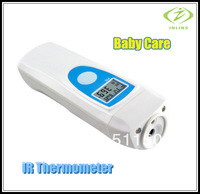Free Shipping High quality  Water Resistant Smart LCD Body Infrared IR Thermometer Temperature Analyzer Baby Care
