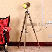 American style floor lamp wool decoration lamp floor lamp