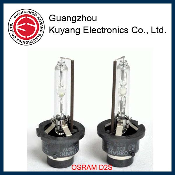 Osram Xenarc D2S 4200K xenon HID headlight bulbs ReplacePhilips, GE and Koito D2S bulbs(China (Mainland))