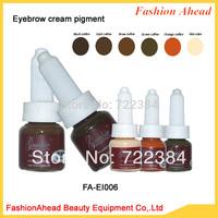 Permanent Makeup Pigment For Tattoo eyebrow  eyebrow pigment Eyeliner Cosmetic Inks