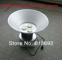 3x50W 150w High Bay Light industrial lighting 1meter power line plug  3years warranty  bridgelux Meanwell DHL free shipping