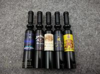 2014New!Fashion Thin Wine Pipe  Mini weed Metal tobacco pipes Smoking Pipe  Free shipping 20pcs/lot