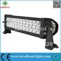 72W Epistar Best LED Light Bar truck roof light bar 9-32V For Jeep/off road/4wd/trucks/atv/4x4/ with Spot Flood Combo Beam