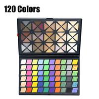 Rosalind 120 Color Eyeshadow X120 Eye Shadow Cosmetics Makeup Palette Set Free Shipping Drop Shipping