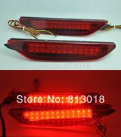 High quality For Kia k2 Reflector LED back Tail Rear Bumper Light Brake lamp