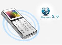 Universal Fashion Music Lcd Screen Wireless Bluetooth 3.0 Keypad Dialer Mini Phone Headset Handsfree