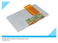Original 4.3' inch LTE430WQ-F0B LCD screen + touch panel for LTE430WQ-F0B-0BB GPS LCD display Screen Free shipping