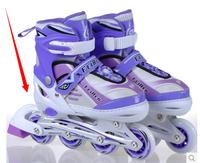 Jet-set plus size skeeler skating shoes adult roller skates single child skate shoes adjustable