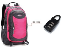 Travel backpack female large capacity backpack mountaineering bag outdoor sports casual male fashion women's travel bag