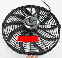 Car fan / air conditioning fan / 16 inch 130w12v24v condensate tank engine radiator