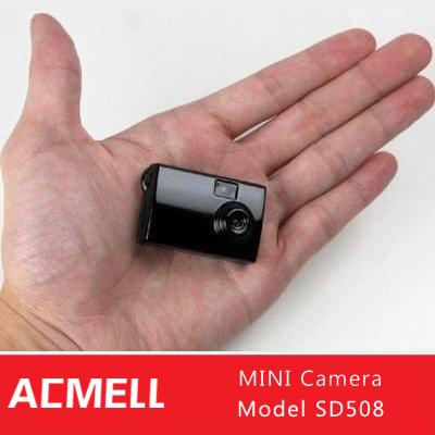 SD508 Box+Full Accessories 1280*960 Video + Audio + Photo mini video camera hd(China (Mainland))